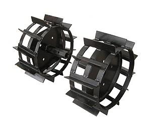 Метални колела к-т за мотофреза