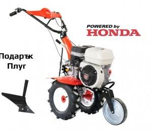 Мотофреза GardenMAX 1G-75GP с Honda двигател
