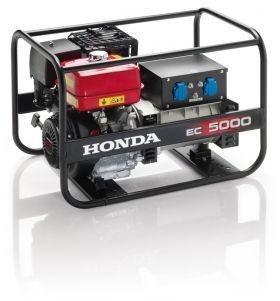 Генератор Honda EC5000