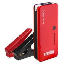 Мултифункционално зарядно устройство TELWIN DRIVE 13000