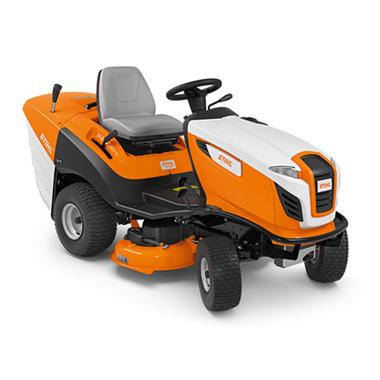 RT 5097 Комфортен трактор за косене с кош за трева