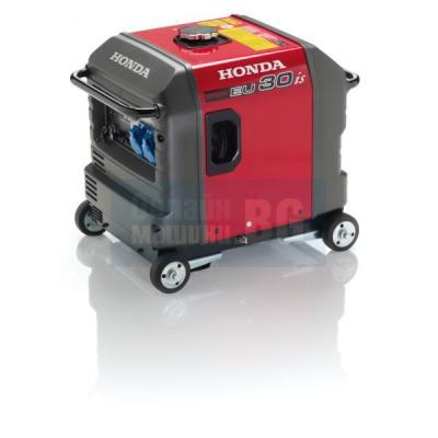 Инверторен генератор HONDA EU30is1  /3000W, подвижни колела, ел.стартер/