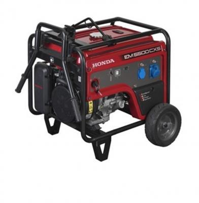 Бензинов генератор Honda EM 5500 CXS2 - 5KW/5.5KW