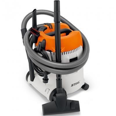 SE 62 E Висококачествена прахосмукачка за мокро и сухо почистване с автоматично включване на ел. инструмент
