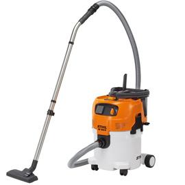 SE 122 E Мощна прахосмукачка за мокро и сухо почистване с автоматично включване