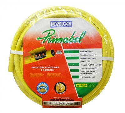 """PVC маркуч 25м (1/2"""") PRIMABEL"""