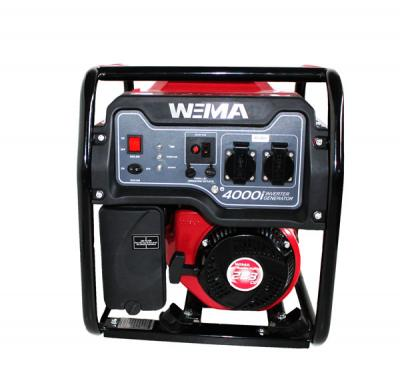Бензинов генератор за ток WEMA 4000I